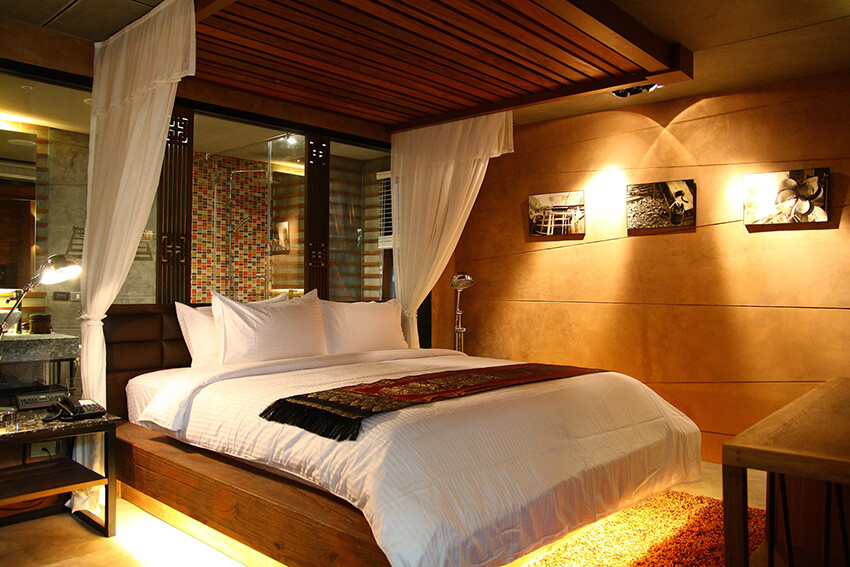 Jacuzzi Suite in Sukhumvit Bangkok